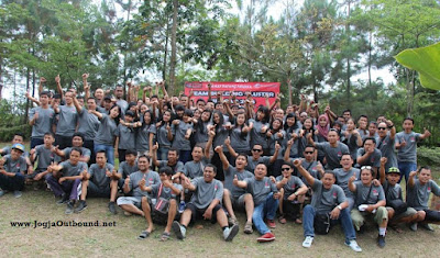 Team Building Jogja