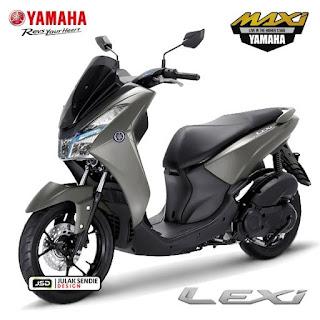 Warna Yamaha Lexi 125