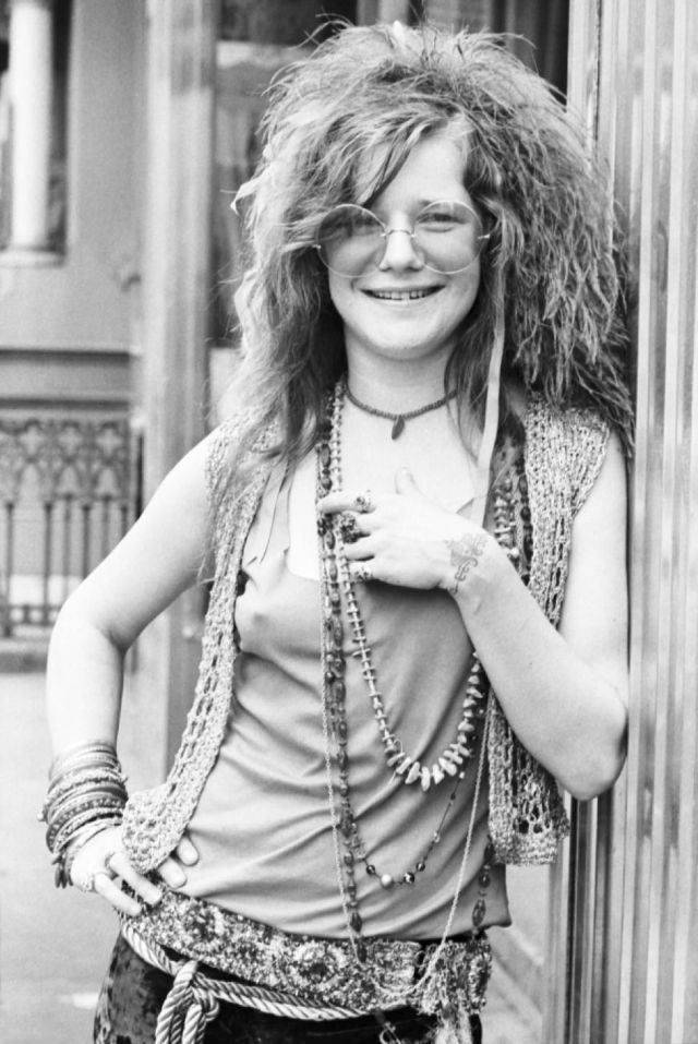 Rare And Candid Photographs Of Janis Joplin At The Chelsea -5664