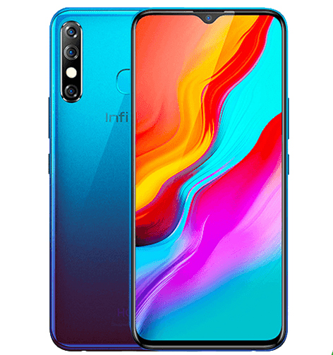 Firmware Infinix HOT 8