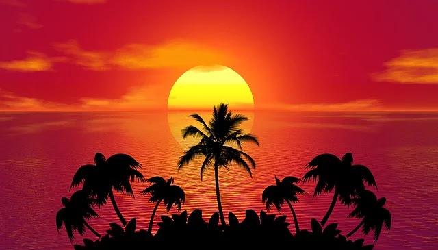 Nabi Muhammad,Matahari