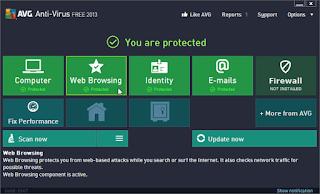 Anti virus terbaik dan gratis
