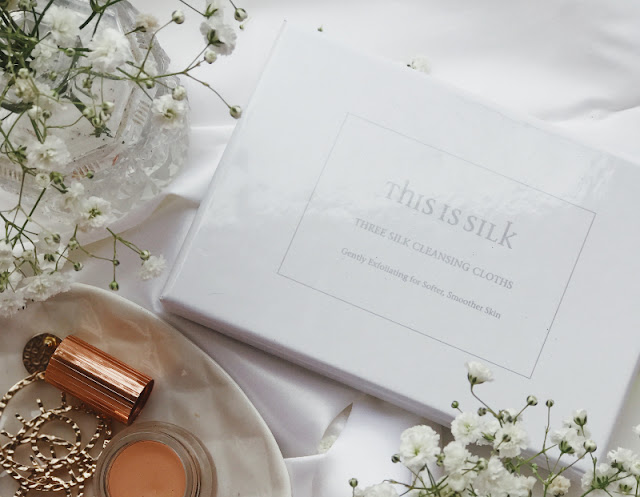 ThisIsSilk Cleansing Cloths Review