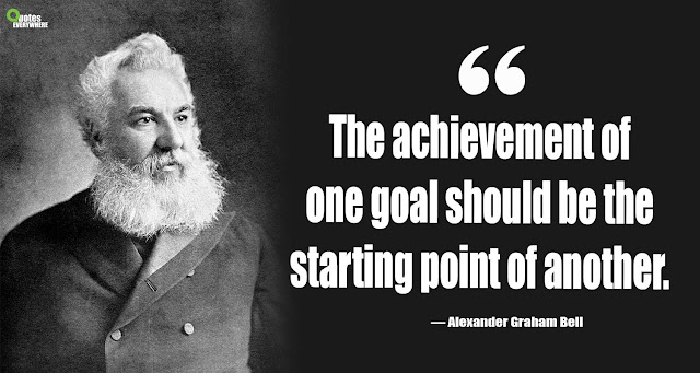 Alexander Graham Bell Deaf Quotes