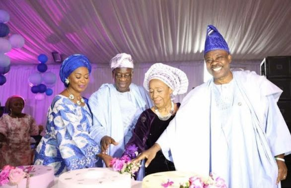 First Woman Chartered Accountant in Nigeria Celebrates 80th Birthday (photos)