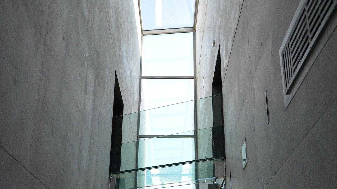 Kaca Sebagai Bahan Bangunan