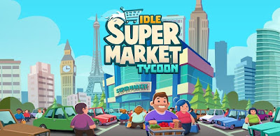 Idle Supermarket Tycoon MOD APK (Unlimited Money) for Android
