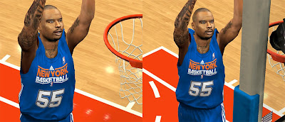 NBA 2K13 Quentin Richardson Face Update NBA2K