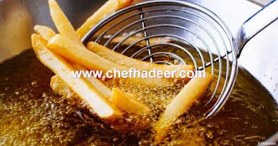 الأخطار والأضرار التي تحدث بسبب الإفراط في تناول البطاطس المحمرة