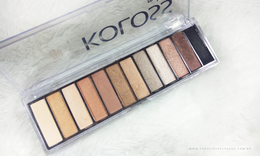 Paleta Luxurious Koloss