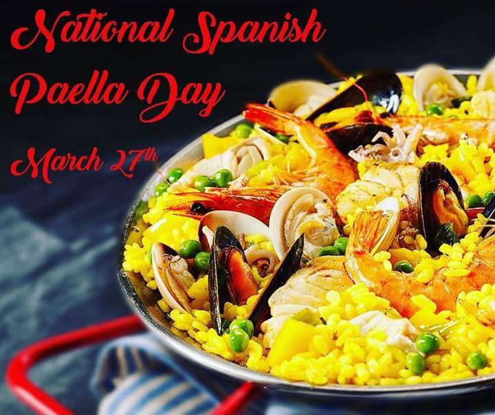 National Spanish Paella Day Wishes Awesome Images, Pictures, Photos, Wallpapers
