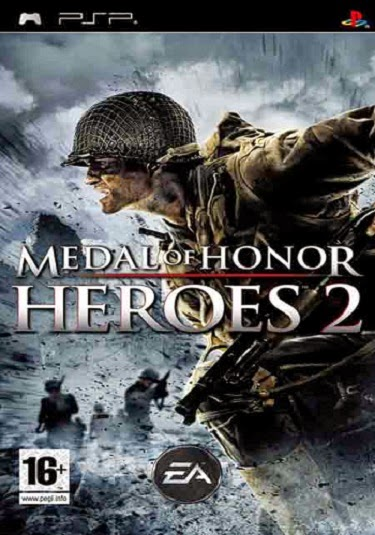 Medal of Honor Heroes 2 Psp Oyun Full