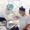 Wabup Pantau Pelaksanaan Vaksin Covid 19 di RSUD CQ