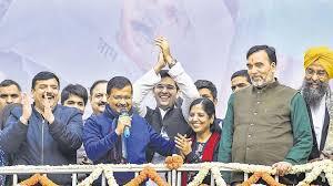 आप की धमक है कांग्रेस भाजपा के लिए खतरे की घंटी!