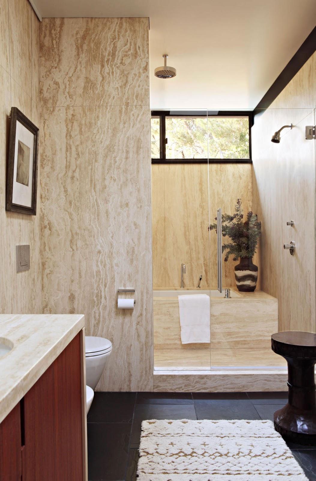 Interiores y 3D: Treinta ideas de diseño de baño con ...