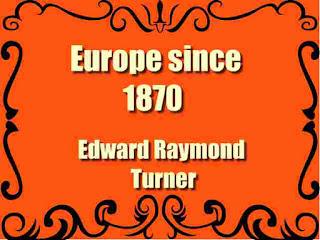Europe since 1870