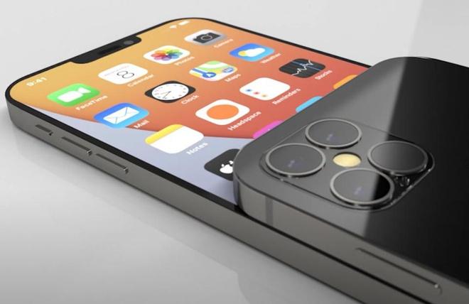 iPhone 12 có thể mạnh ngang MacBook