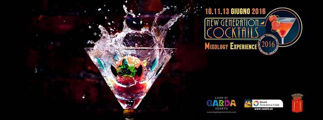 New Generation Cocktails 10 - 11- 12 giugno  Peschiera del Garda  2016