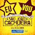 Prefeitura de Cachoeira divulga grade de atrações do São João 2018, confira