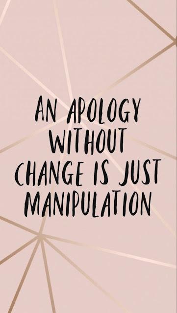 Apology Quote