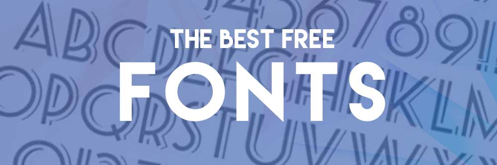 best free fonts for download