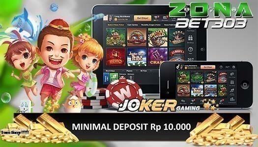Daftar Akun Joker123 Casino Slot Online Terlengkap