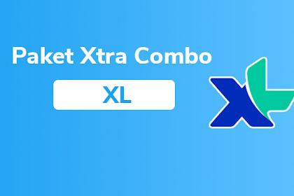 Paket XTRA Combo XL Terbaru Maret 2020