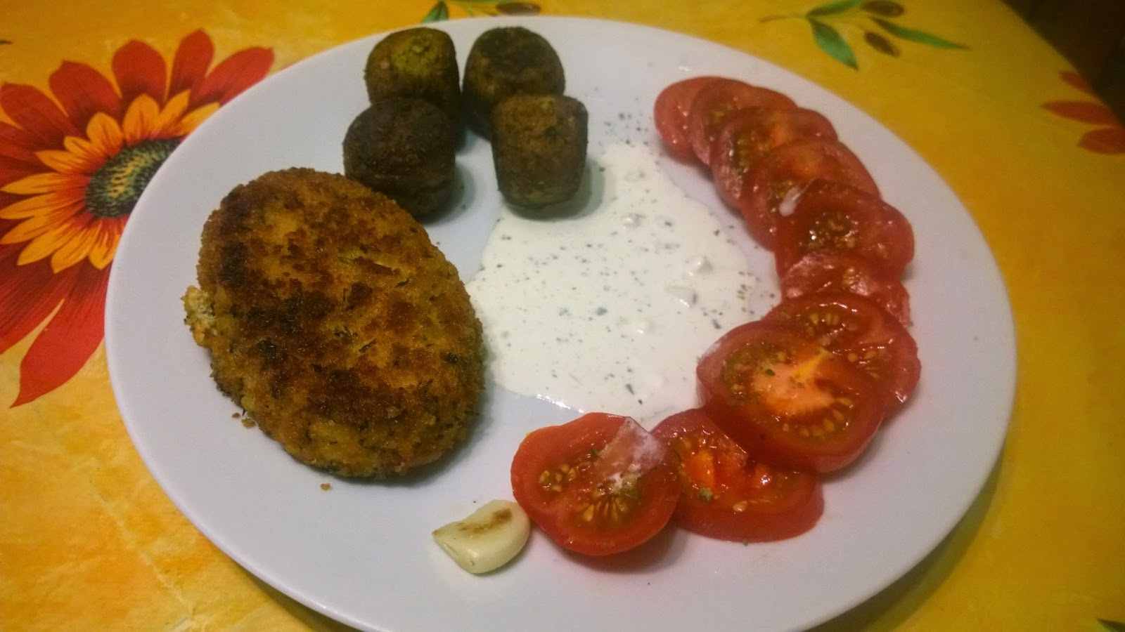 Garden Gourmet Produkttest Falafel Griechische Rondo