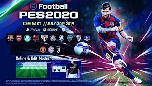 تحميل eFootball PES 2020 لهواتف الاندرويد