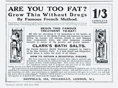 Clark's Bath Salts