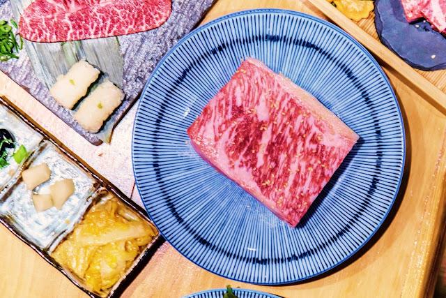 MG 6306 - 熱血採訪│締藏和牛燒肉,重達半公斤的宮崎和牛超犯規!口感香酥軟嫩,油脂香氣飽滿好迷人!