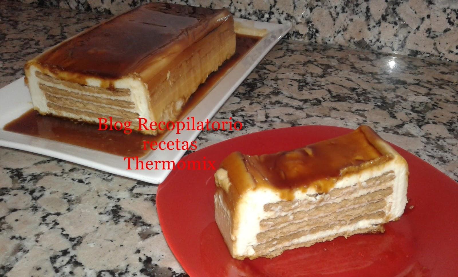 Recetas con queso philadelphia en thermomix