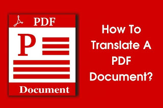 How To Translate A PDF Document (Step By Step Instructions)