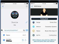 Download Kumpulan BBM Like iOS Apk Terbaru