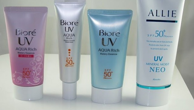 japanese skin care products