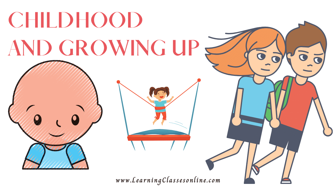 childhood and growing up subject B.Ed, b ed, bed, b-ed, 1st, 2nd,3rd, 4th, 5th, 6th, first, second, third, fourth, fifth, sixth semester year student teachers teaching notes, study material, pdf, ppt,book,exam texbook,ebook handmade last minute examination passing marks short and easy to understand notes in English Medium download free