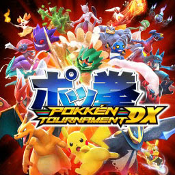 Nintendo Switch] Pokken Tournament DX v1 0 0 [NSP][Google Drive