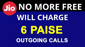 Outgoing voice calls from Reliance Jio are no longer completely free