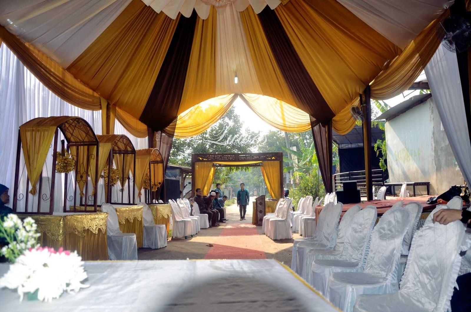 Paket pernikahan dengan catering 400 undangan 800 porsi