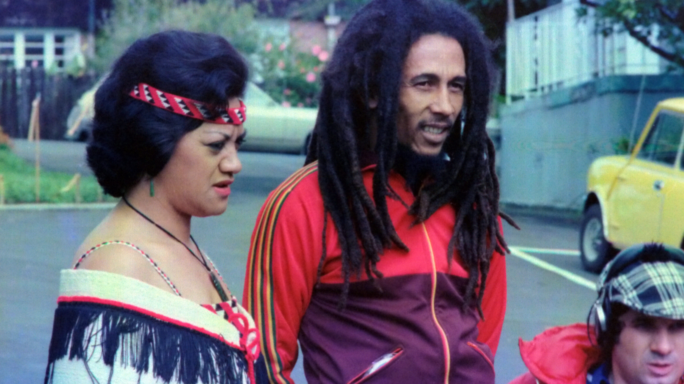 Das offizielle Musikvideo zu Bob Marleys & The Wailers 'Redemption Song' | MARLEY75