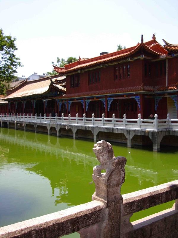 วัดหยวนทง (Yuantong Temple: 圆通寺)