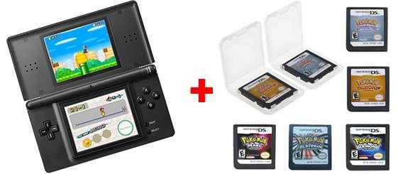 Instalar Juegos Nintendo NDS Roms