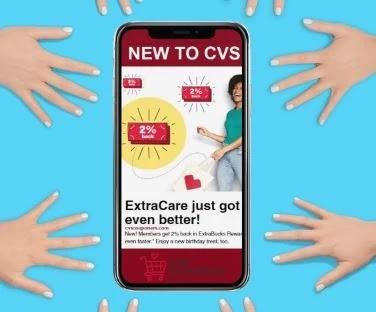 new ExtraCare Extra Better Program by CVS
