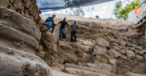 Escavações encontram evidência que vincula Getsêmani ao período de Jesus