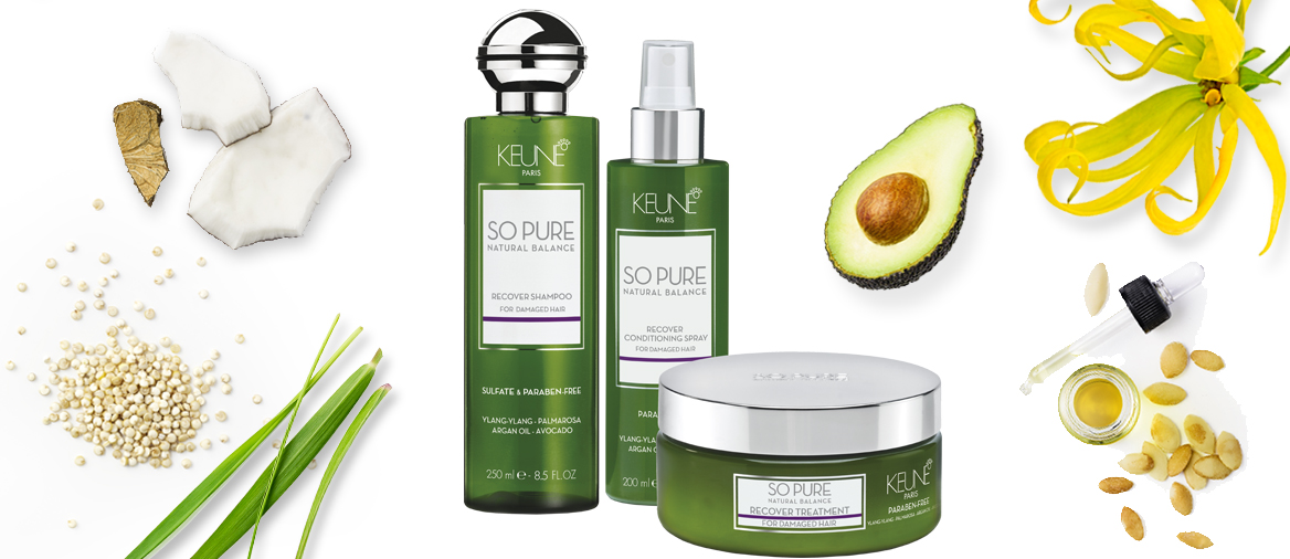 So Pure Recover Keune - Blog Cris Felix