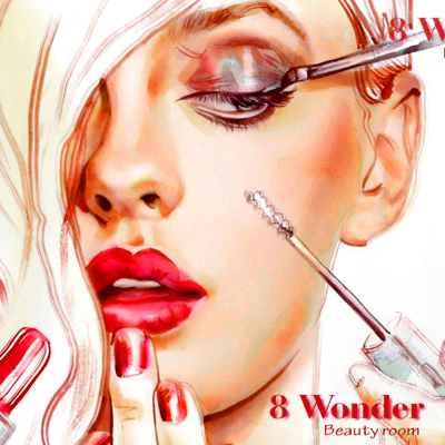 8wonder Beauty room