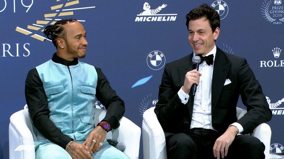 Para onde irá o campeão mundial Lewis Hamilton