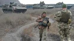 Πριν από λίγο ο Ρώσος ΥΠΕΞ Σ.Λαβρόφ, δήλωσε ότι «οι προσπάθειες των Ουκρανών να εξαπολύσουν ένα νέο πόλεμο κατά του Nτόνμπας, μπορεί να τελ...