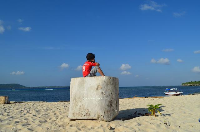 Pantai Liukang Loe Pulau Liukang Sulawesi Selatan