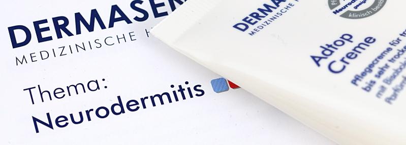 Dermasence • Körperpflege bei Neurodermitis